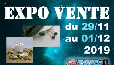 Expo-vente 8 dans un mois !!